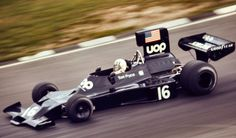 1974 GP Wielkiej Brytanii (Tom Pryce) Shadow DN3 - Ford