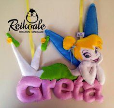 #fattoamano #handmade #reikoale #creazioni #pannolenci #feltro #nome #culla