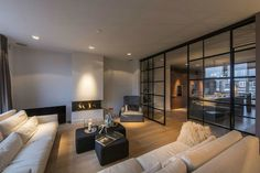 New Modern Living Room Design Coppin Penthouse Living Room Modern modern living room decor ideas - Modern Decoration Living Room Modern, Interior Design Living Room, Living Room Designs, Living Room Decor, Apartment Interior Design, Living Rooms, Modern Interior, Interior Livingroom, Decor Room