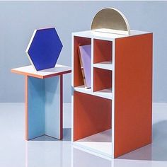 Love this furniture by Pieke Bergmans and Studio Meike Meijer (via @sayhito_ ) by type_eleven