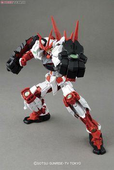 [close] Sengoku Astray Gundam (MG) (Gundam Model Kits) Item picture7