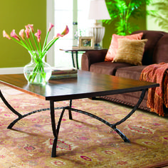 Charleston Forge | Occasional Tables | Handmade Metal Furniture | Made in America