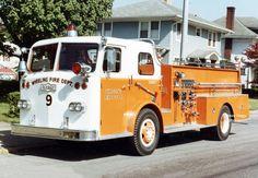 Wheeling - Engine 9 | Flickr - Photo Sharing!