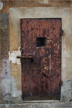 Old Jail door by Theo1411