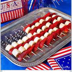 Fourth of July Dessert