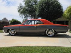 37 chevy coupe pro touring | Trevord1977's Bucket / 1967 Pro Touring Chevelle