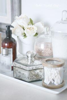 Rachel Elizabeth Creates- Master Bathroom