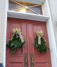 Holiday  Wreathes
