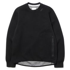 Nike White Label TF 1MM Crew Black