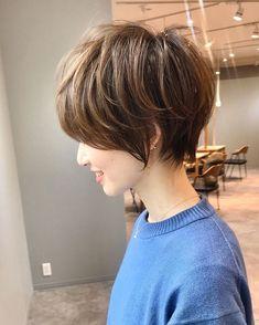 Korean Hairstyles Women, Redhead Hairstyles, Asian Men Hairstyle, Asian Hair, African Hairstyles, Short Hairstyles For Women, Cool Hairstyles, Japanese Hairstyles, Hairstyles Videos