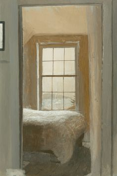 Bo Bartlett, Where Y'all Made Love, oil on panel, 18″ x 12″, $30,000 -Dowling Walsh Gallery
