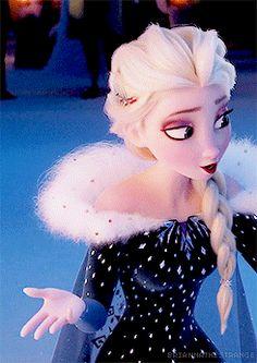 Elsa (Olaf's Frozen Adventure)