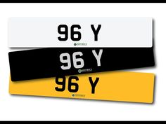 Number plate 96 Y with retention certificate. / MAD on Collections - Browse and find over 10,000 categories of collectables from around the world - antiques, stamps, coins, memorabilia, art, bottles, jewellery, furniture, medals, toys and more at madoncollections.com. Free to view - Free to Register - Visit today. #Cars #NumberPlates #MADonCollections #MADonC