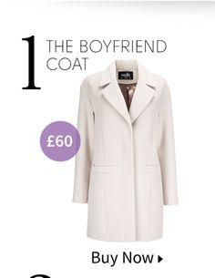 10 Amazing Coats by Wallis.