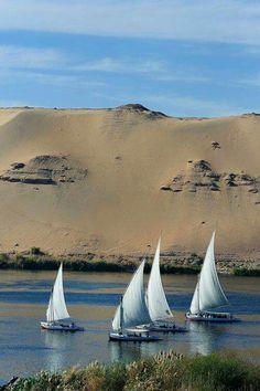 Nile River, #Egypt