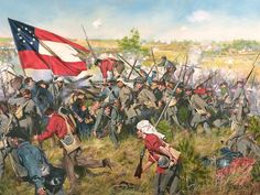 """Never Give up the Field"" First Battle of Bull Run"