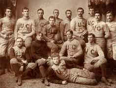 The University of Chicago has an amazing archive of photos ranging back to the We present as our daguerreotype boyfriends the University of Chicago Football Team, Team Photos, Sports Photos, Old Photos, Team Pictures, Chicago Football Team, Football Players, Lunge, Vintage Football, Back To School Shopping