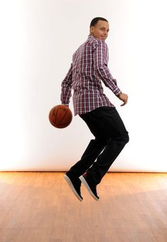 Stephen Curry All-Star Portrait