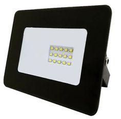 a bombilla foco proyector led 10w 20w 30w 50w 100w exterior interior smd slim 220v