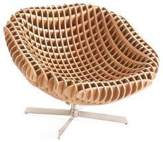 Nexus Swivel Chair - Wisteria