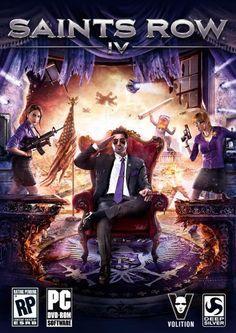 Full Version PC Games Free Download: Saints Row 4 Free PC Game Download