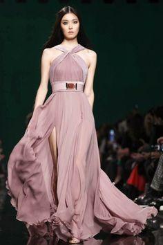 Mis Queridas Fashionistas: Elie Saab Ready To Wear Fall/Winter 2014 - Paris Fashion Week