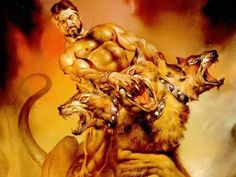 12th Labor of Hercules: Cerberus ⋆ Mythical Realm