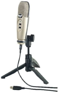 U37 USB Aufnahme Studio Kondensator-Mikrofon
