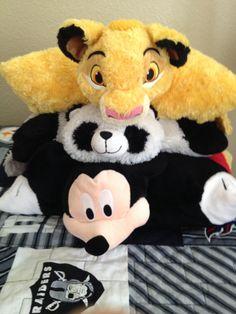 My Disney pillow pets