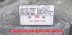 A USB MIxed Tape!! OMG I hope that boy I like in study hall makes me one of these....