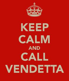 Having trouble styling your hair, and makeup to look authentically vintage?  KEEP CALM AND CALL VENDETTA