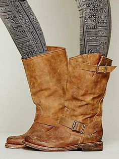 FREEBIRD by Steven Prescott Mid Boot at Free People Clothing Boutique