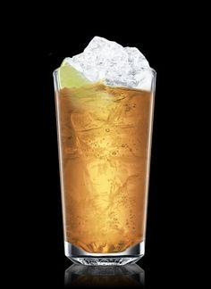Fidel Castro - Fill a chilled highball glass with ice cubes. Add all ingredients. Garnish with lime. Stir. 2 Parts Aged Rum of Cuban Type, 4 Parts Ginger Ale, ¼ Part Lime Juice, 1 Wedge Lime