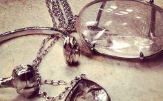 #silver #scarab #cuff #rutilated #quartz #necklace #bugs #beetle