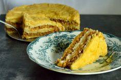 Szarlotka sypana-najprostsze ciacho na świecie :) Cornbread, Fork, Cooking, Ethnic Recipes, Cuisine, Kitchen, Villa, Brewing, Sweet Cornbread