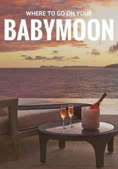 Best Babymoon Vacations