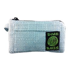 Dime Bags Padded Pipe Pouch 7 Inches in Blue