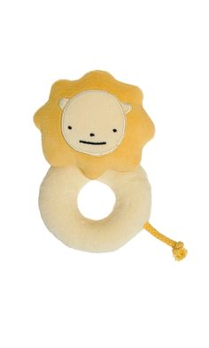 Barneys New York 'Barney the Lion' Rattle