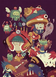 robotos by Bisparulz on DeviantArt