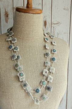 """""""Geo Pop"""" necklace 