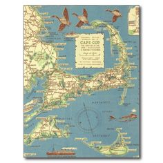 >>>best recommended          	Vintage Cape Cod Map (1940) Postcards           	Vintage Cape Cod Map (1940) Postcards In our offer link above you will seeShopping          	Vintage Cape Cod Map (1940) Postcards Review from Associated Store with this Deal...Cleck Hot Deals >>> http://www.zazzle.com/vintage_cape_cod_map_1940_postcards-239799758445917591?rf=238627982471231924&zbar=1&tc=terrest