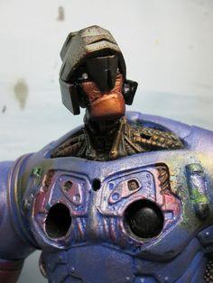 custom sentinel by Valerobots on Etsy