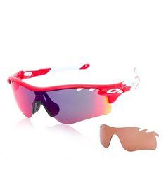 c473760ffa Oakley Polarized Sport Red Sunglasses for Men