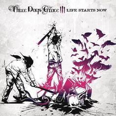 Three Days Grace Life Starts Now Vinyl LP Gold Certified 2009 Effort Available on Vinyl for the First Time! Platinum-selling Toronto-based rock band Three Days Grace reunited with producer Howard Bens