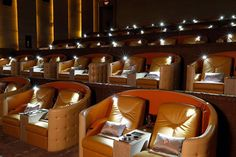 23 Movie Theatre Design Ideas - From Levitating Circular Cinemas to Interactive Movie Theatres (TOPLIST)