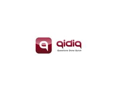Create the next logo for qidiq by duskbitz