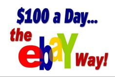 thesocialdude: teach You How To Make Over 100 Dollars Daily With Ebay for $5, on fiverr.com