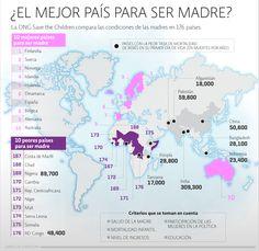 ¿El mejor país para ser madre? | El Economista