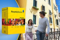 £125 instead of £279 (from Brand Arena) for a Rosetta Stone Level 1-3 language course in one of 24 languages - save 55%
