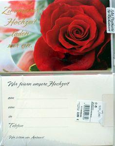 Einladungskarte Hochzeit Text